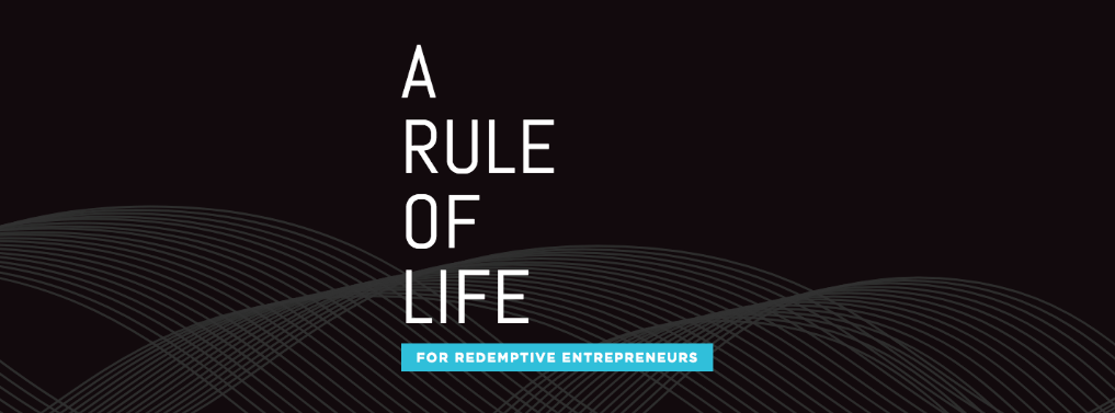 Cover Art for a Rule of Life