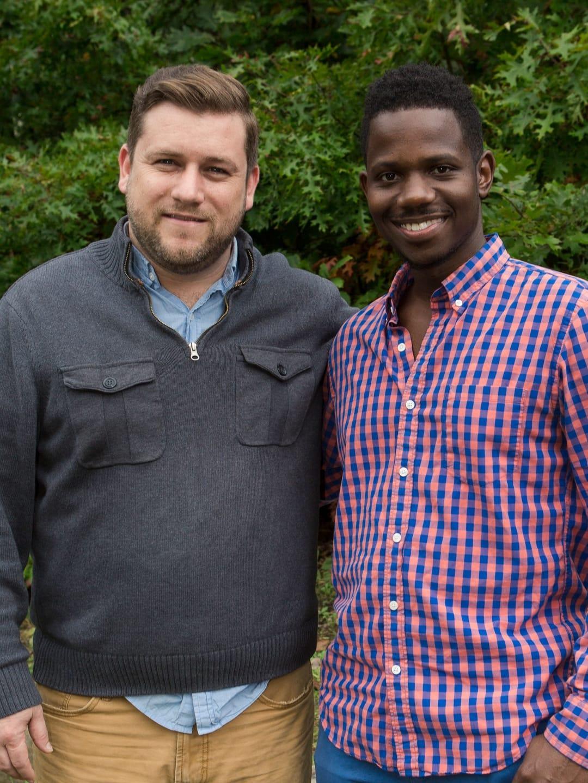 Bernard Worthy & Justin Straight