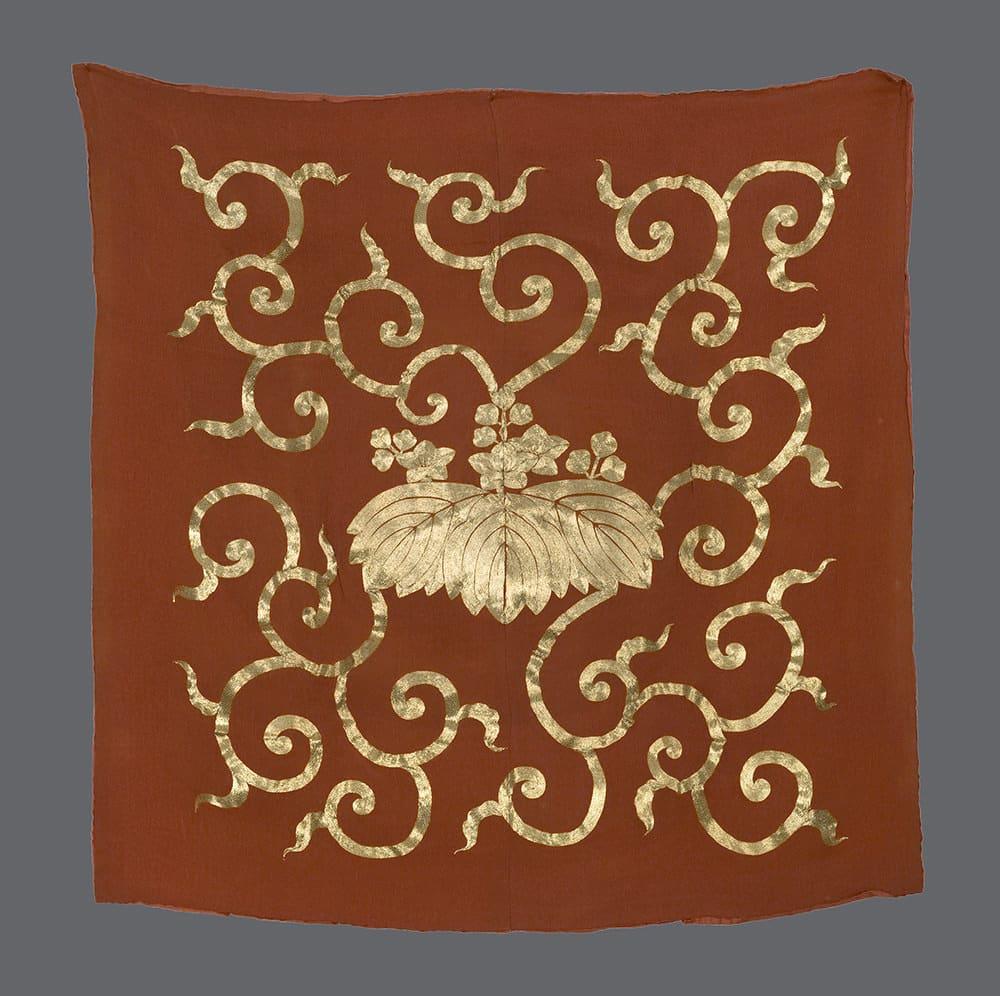 Embroidered Slk Panel
