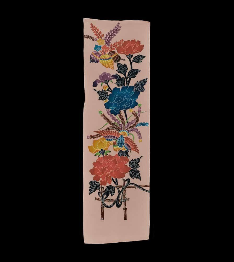 Silk Furisode Panel