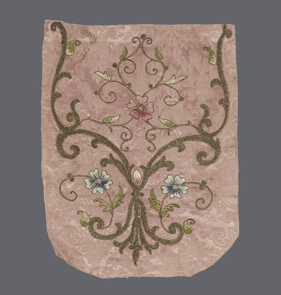 Embroidered Seat Cover