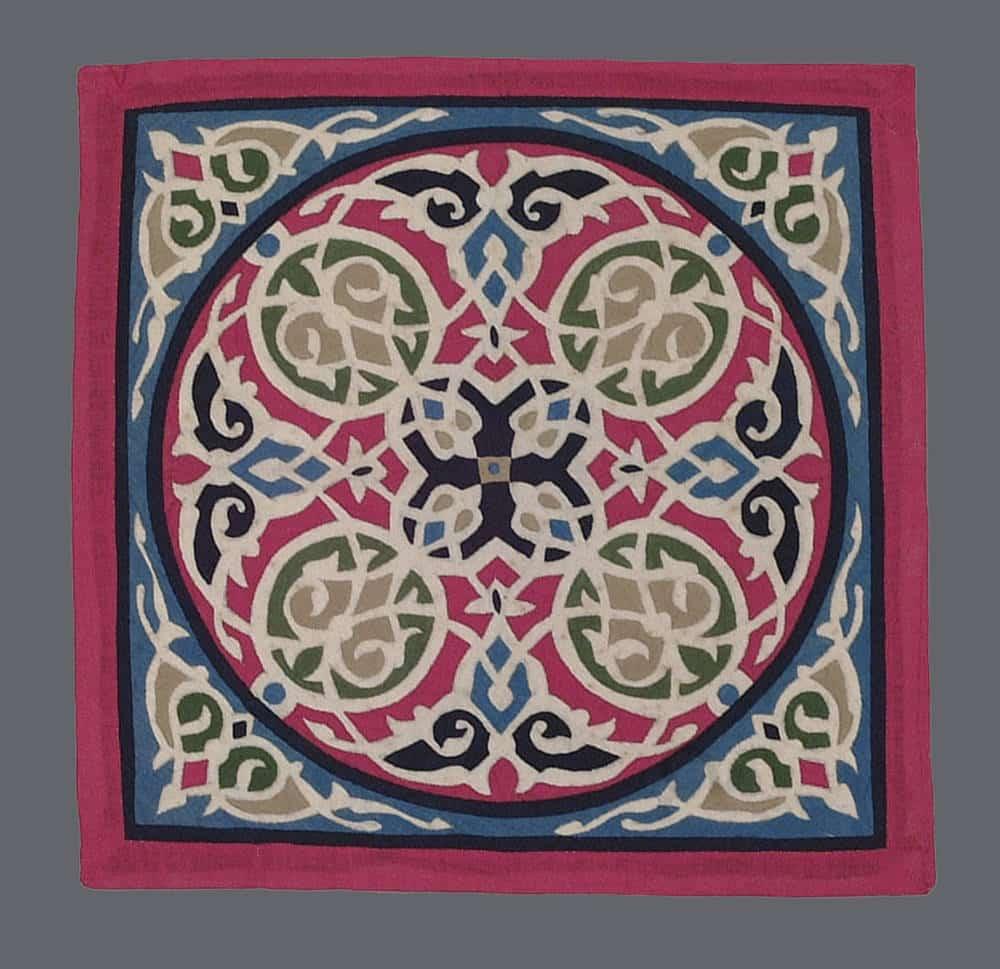 Egyptian Applique Cover