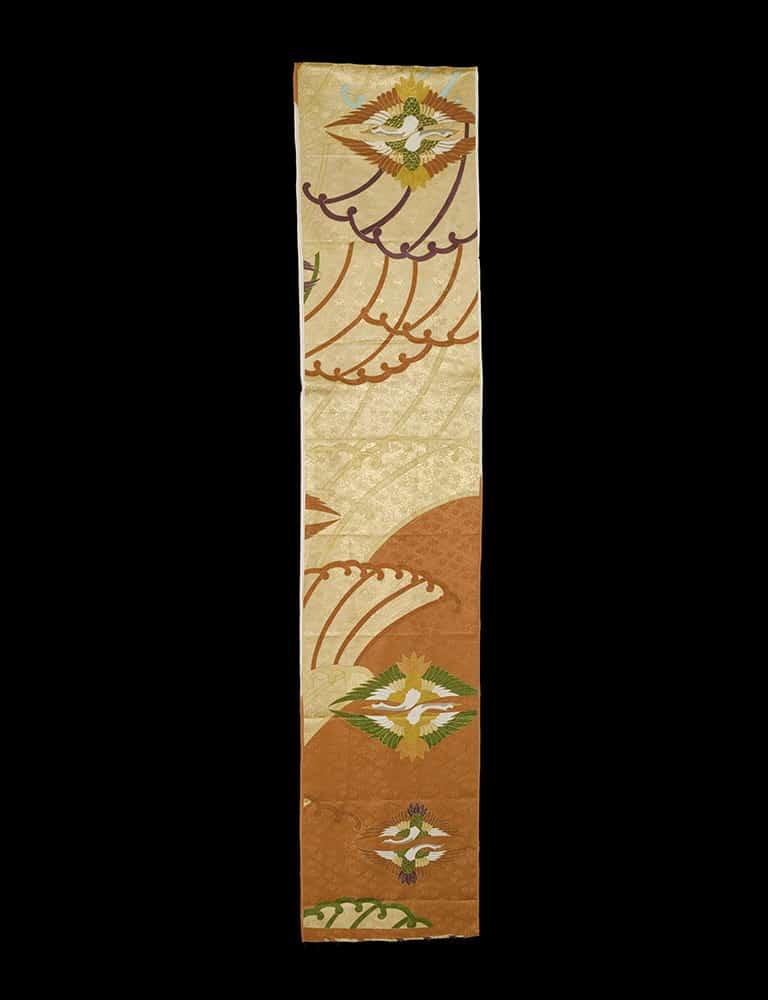 Japanese Kimono Panel