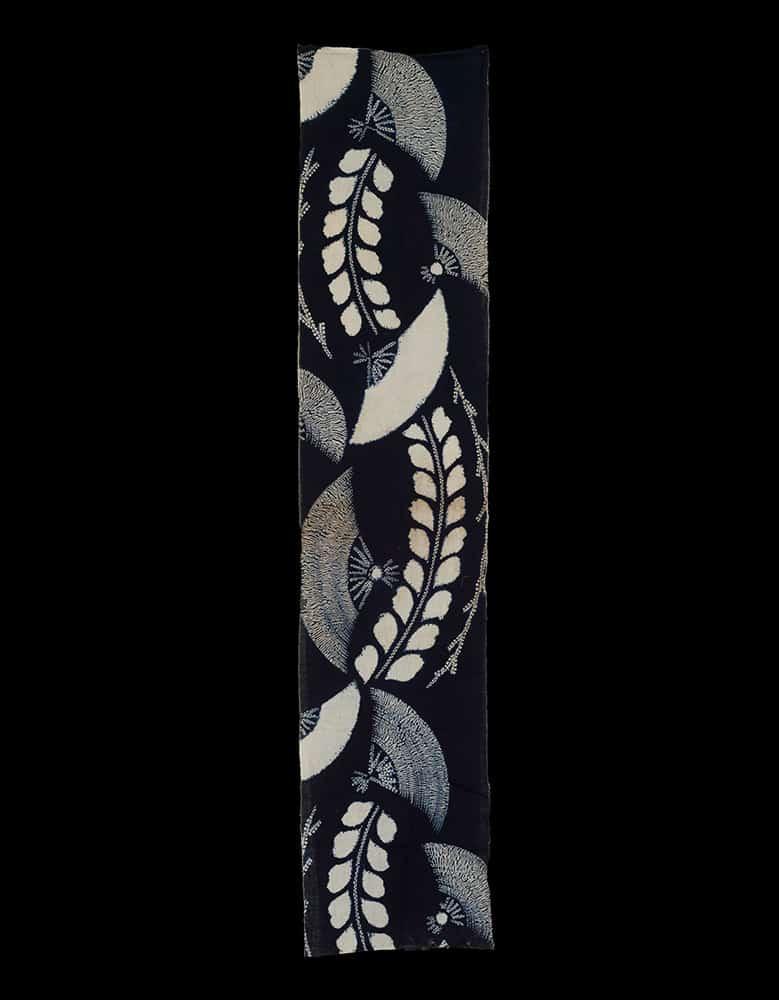 Cotton Shibori panel