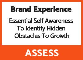 Brand Experience Process Box