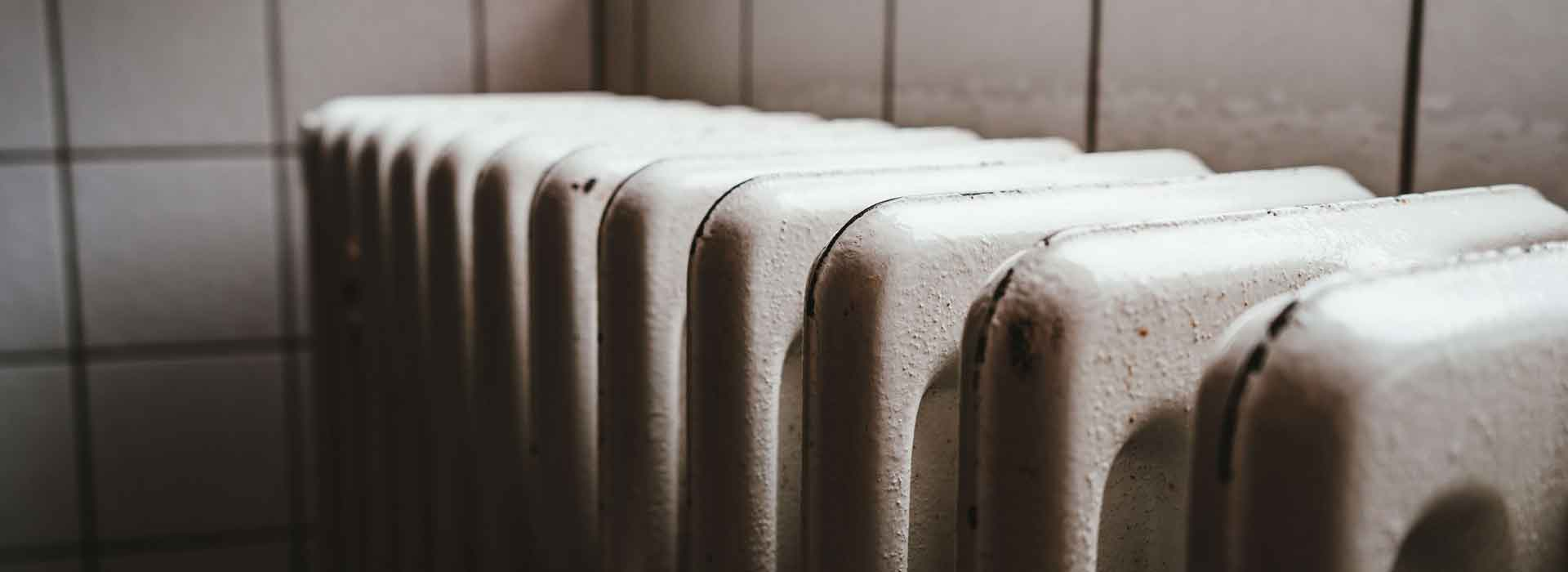 boiler and heating services business coaching image of radiator
