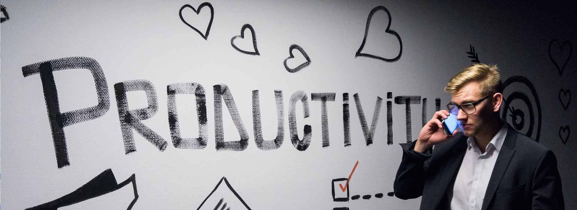 why business productivity matters