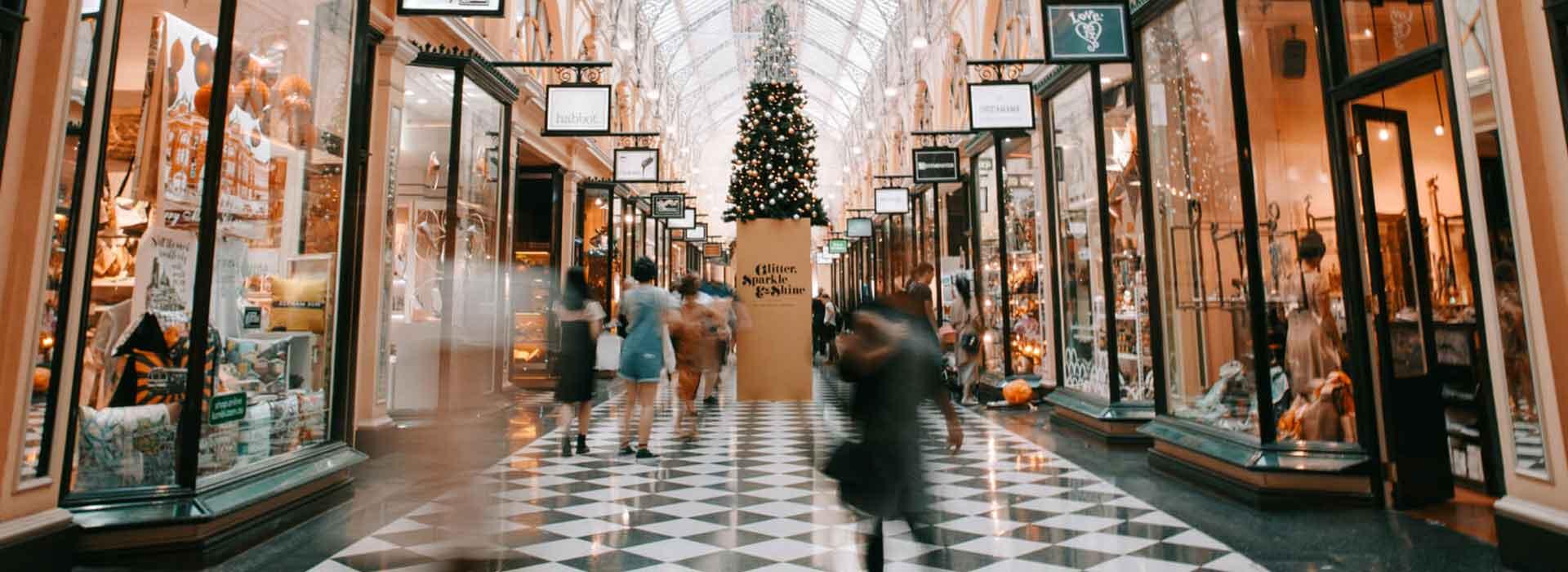 mystery shopping on high street