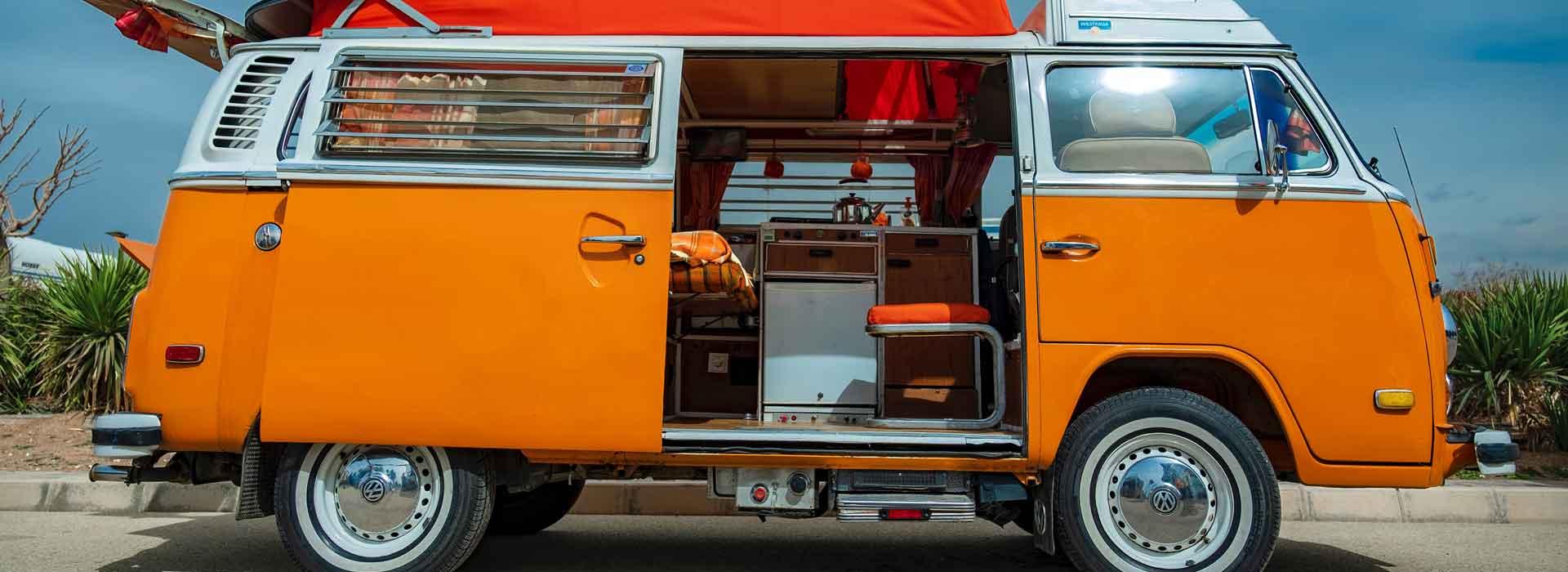 caravans and motorhomes business coaching image of caravan