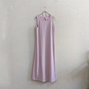 Apuweiser-riche バックシャンワンピースドレス M/Freeサイズ ピンク
