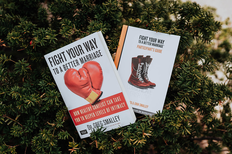 picture of the book fight your way to a better marriage by dr. greg smalley