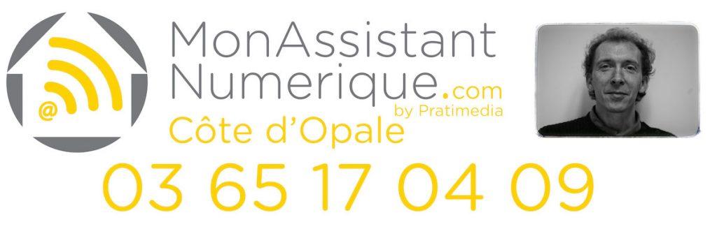 Assistance informatique sur la Côte d'Opale (Berck, Cucq, Merlimont, Montreuil, Le Touquet, Beaurainville, Hesdin)
