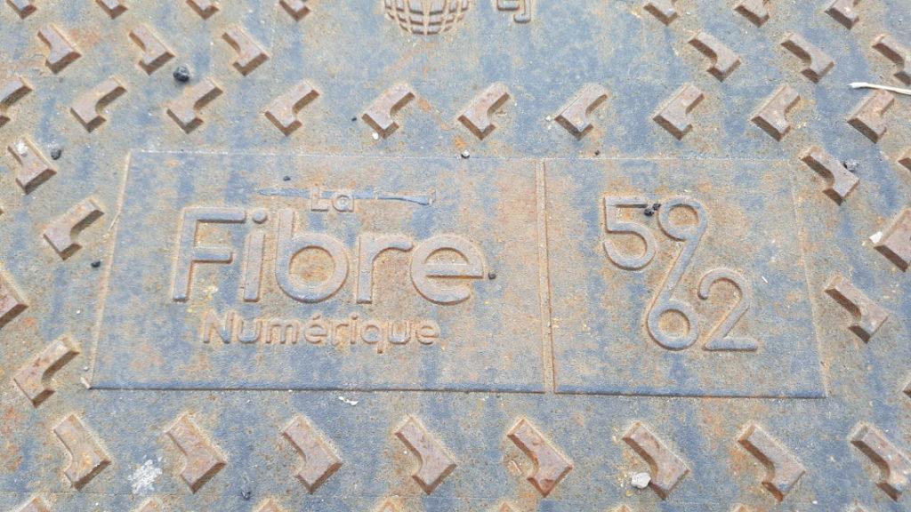 plaque fibre numérique 59/62