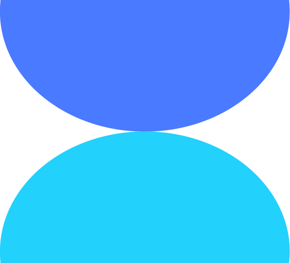 An abstract graphic