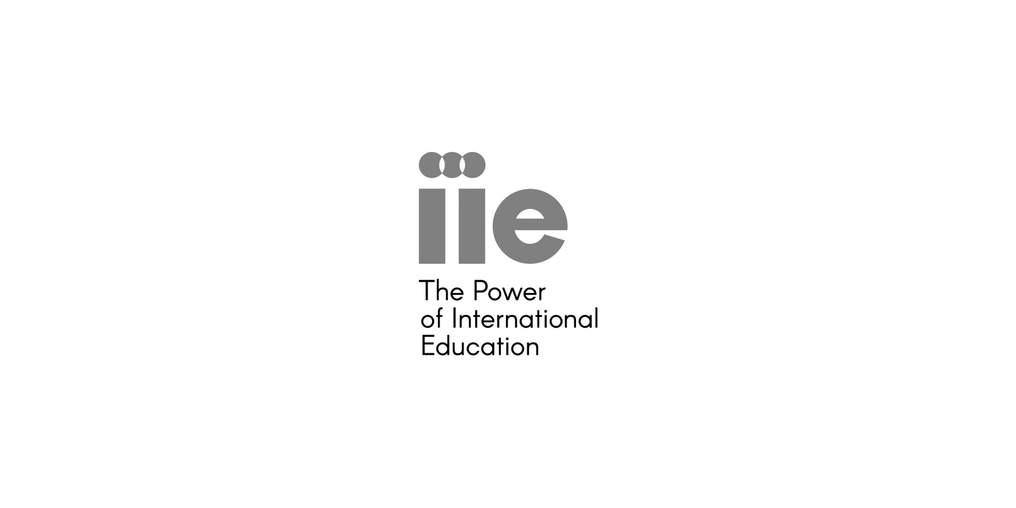 iie The Power of International Education logo