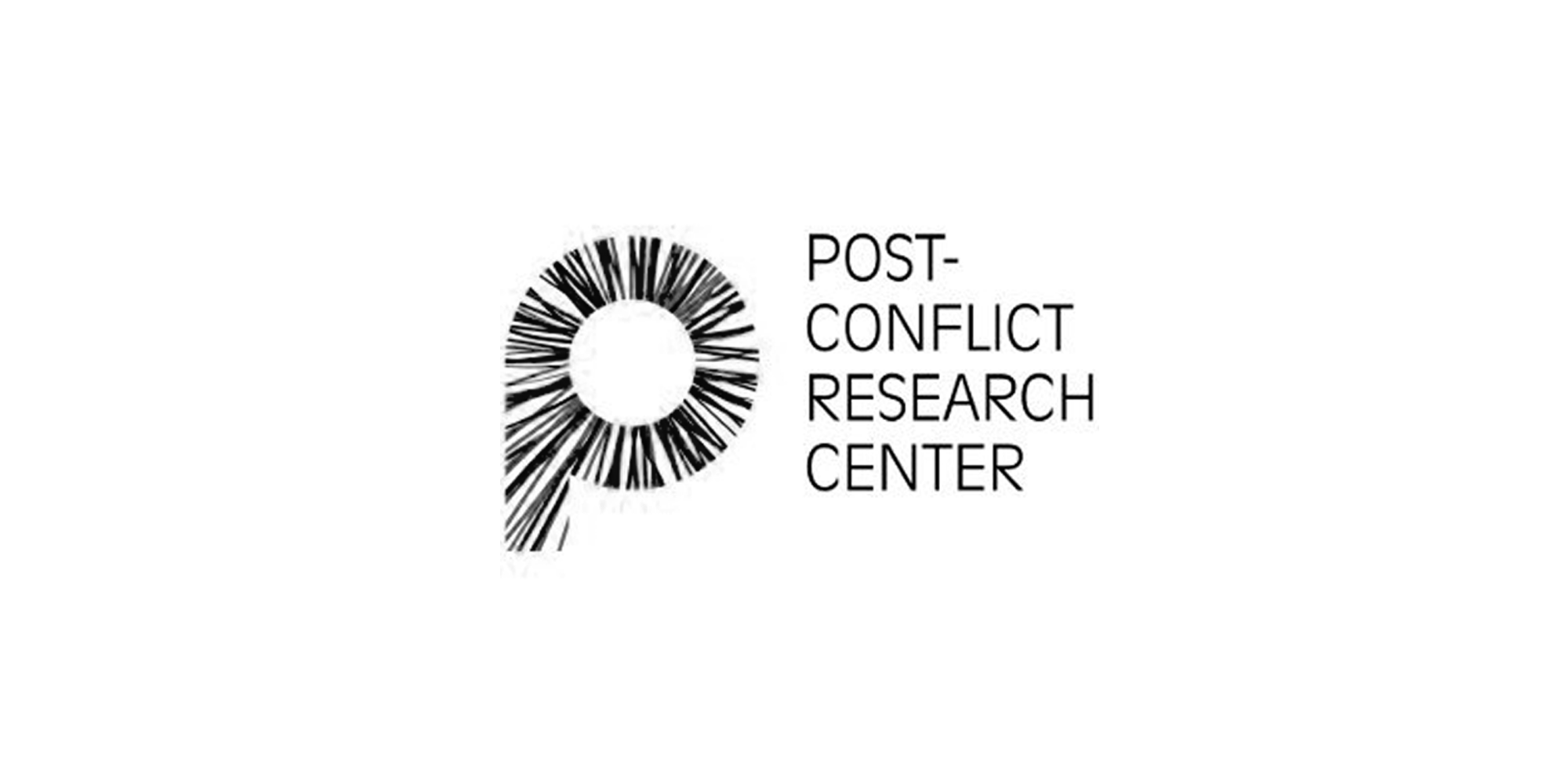 Post-Conflict Research Center logo