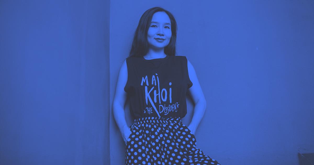 A photo of Ma Khoi