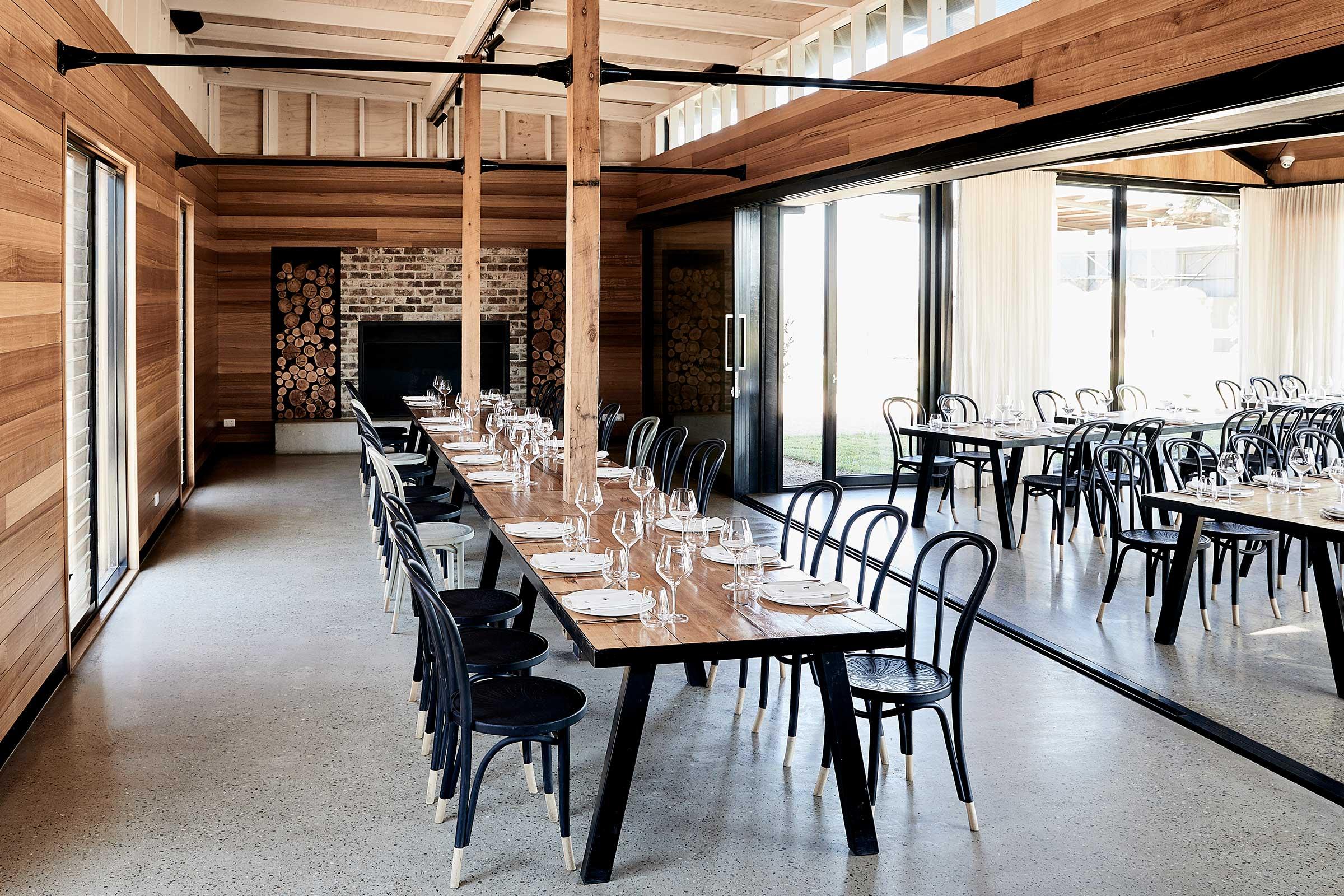 Zonzo Restaurant Interior