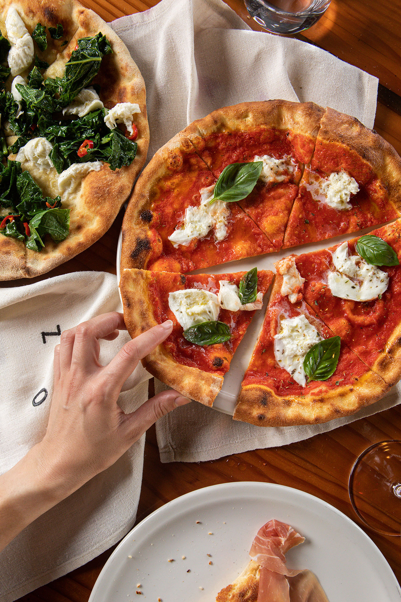Zonzo Restautant  Pizza Bufala