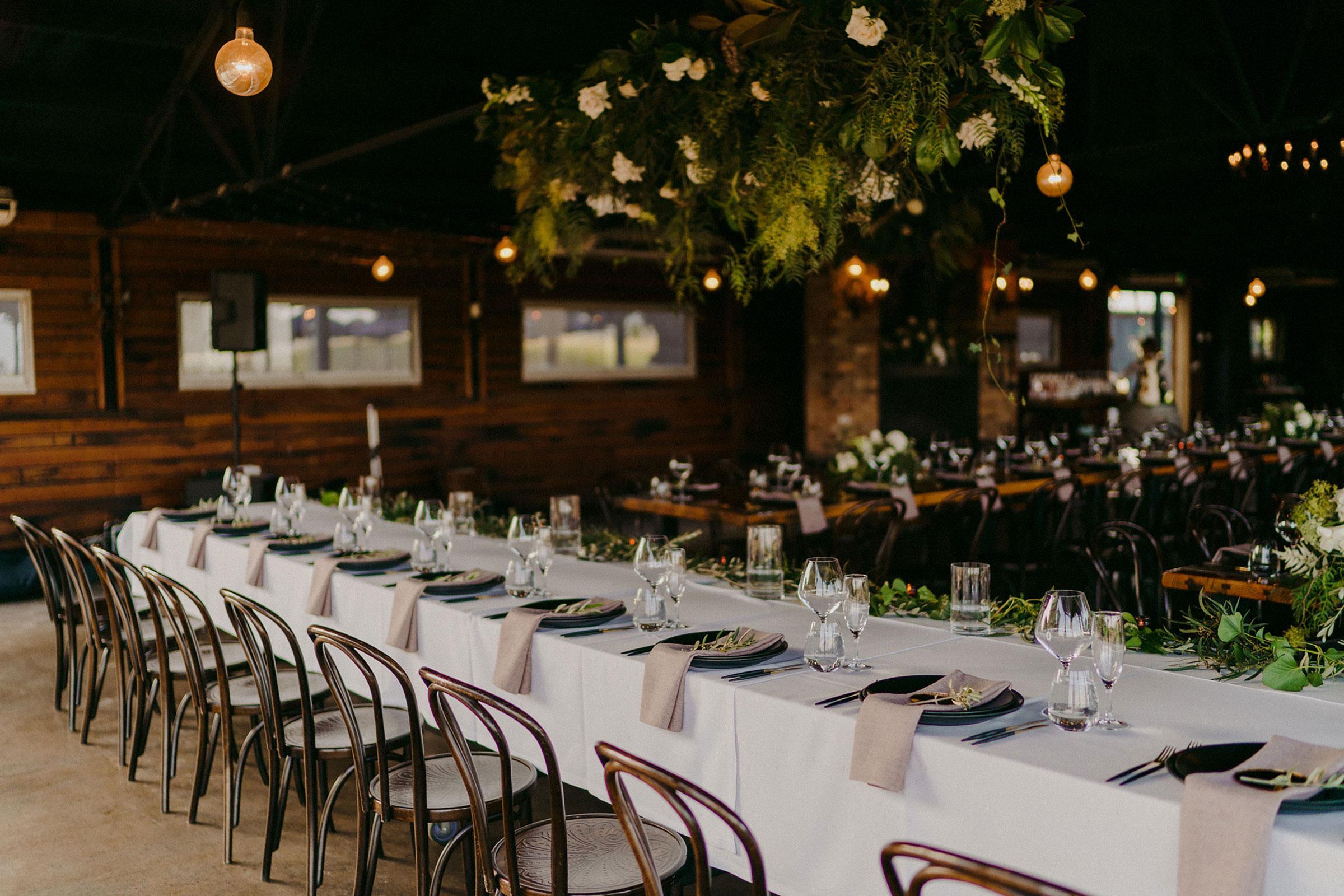 Zonzo Wedding Restaurant