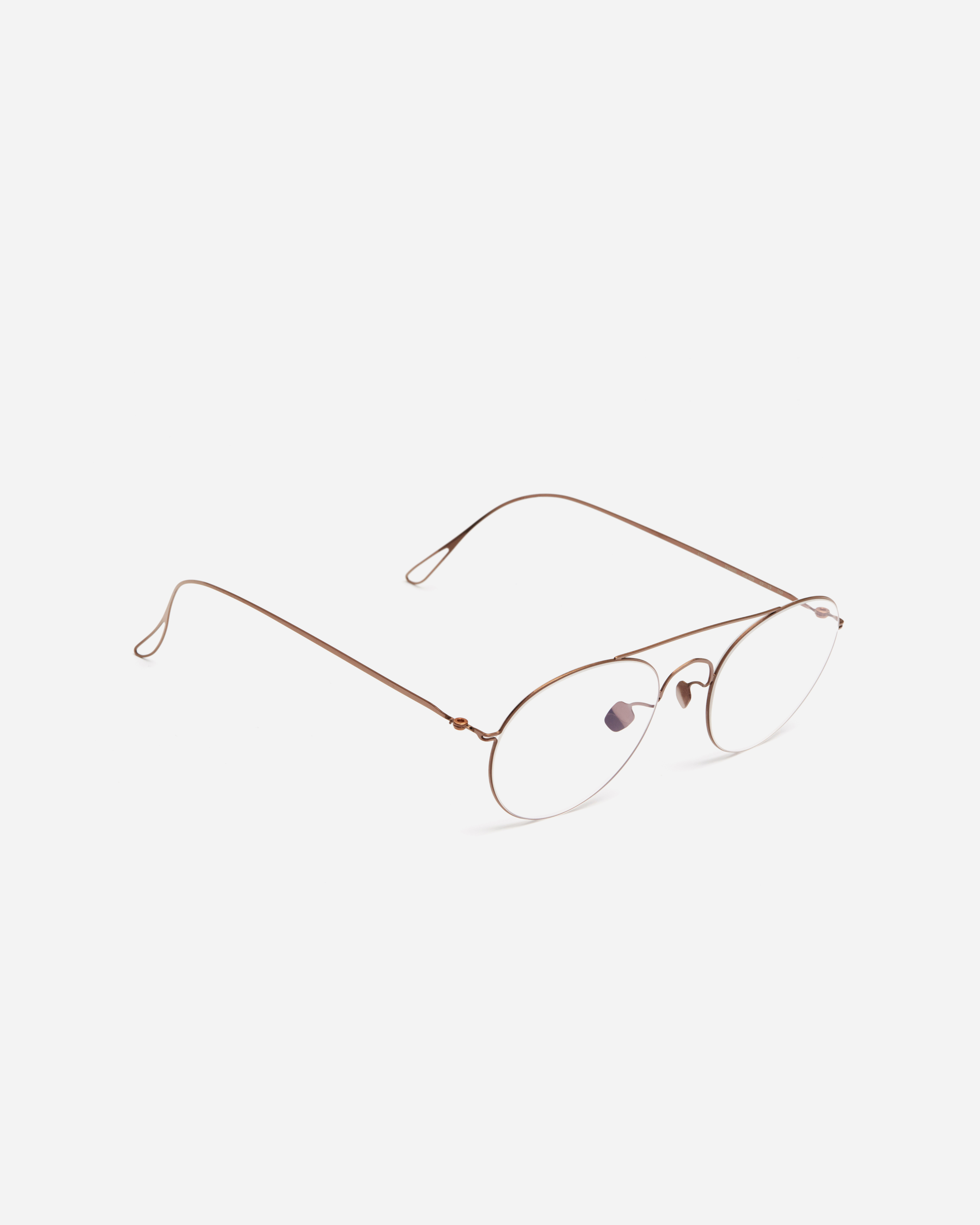 Fawcett Bronze Optical Glasses