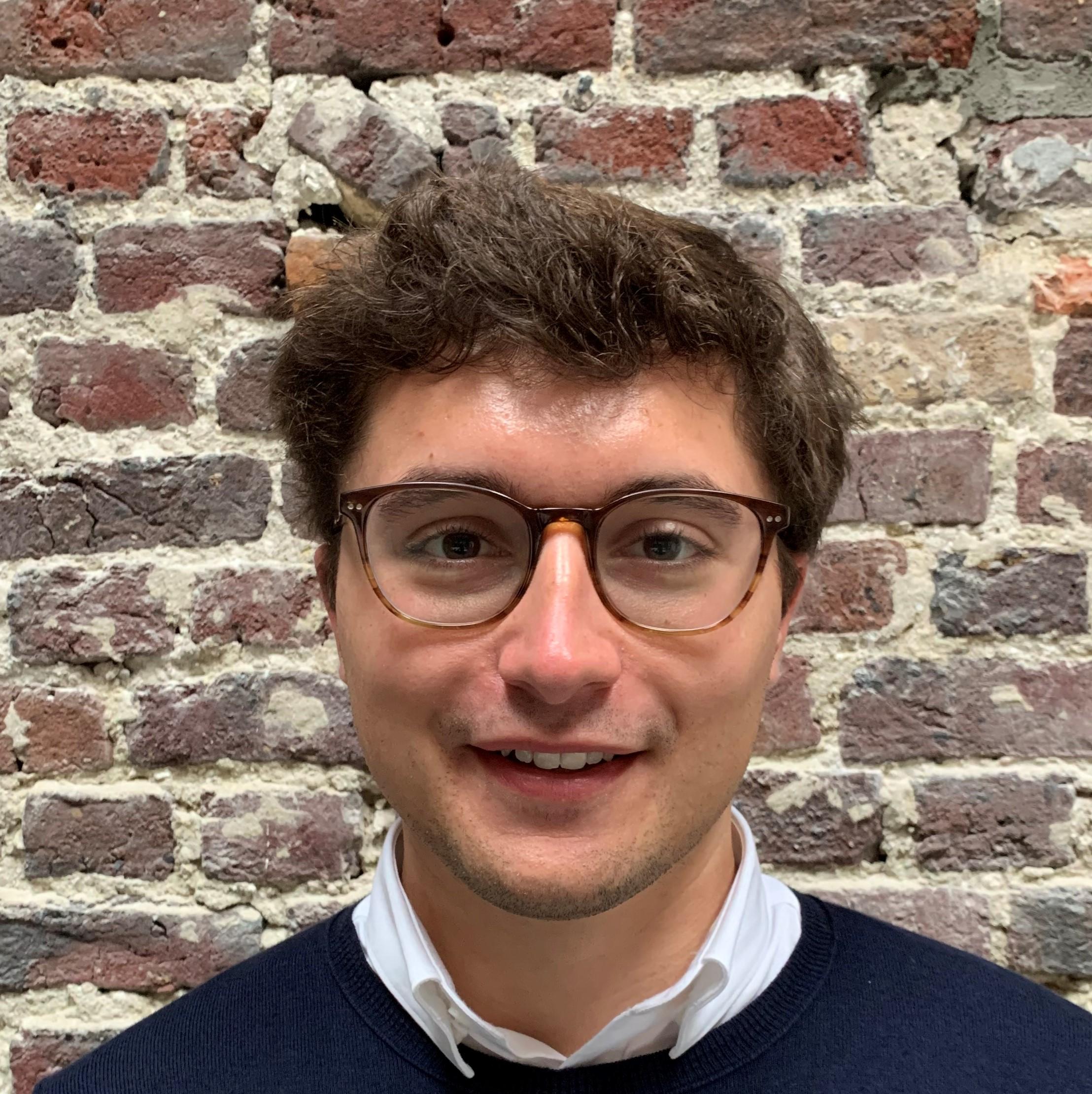 Borek Boelens - Marketing Specialist Waylay