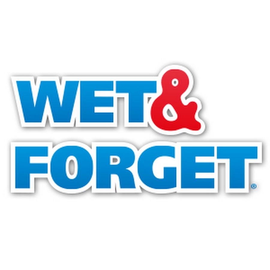 wet & forget logo