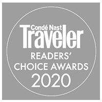 2020 CONDÉ NAST READERS CHOICE AWARD