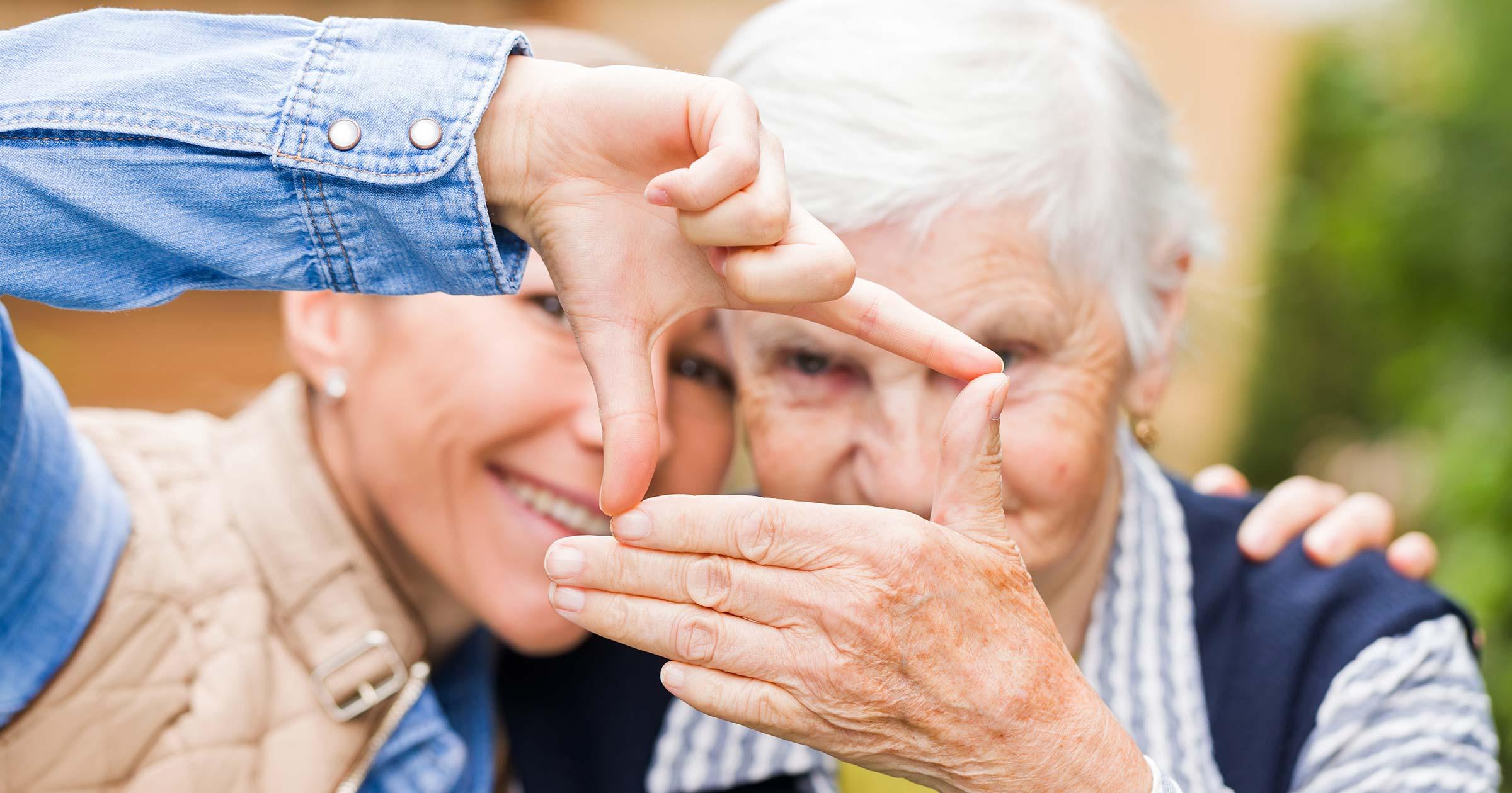 Alter und Pflege