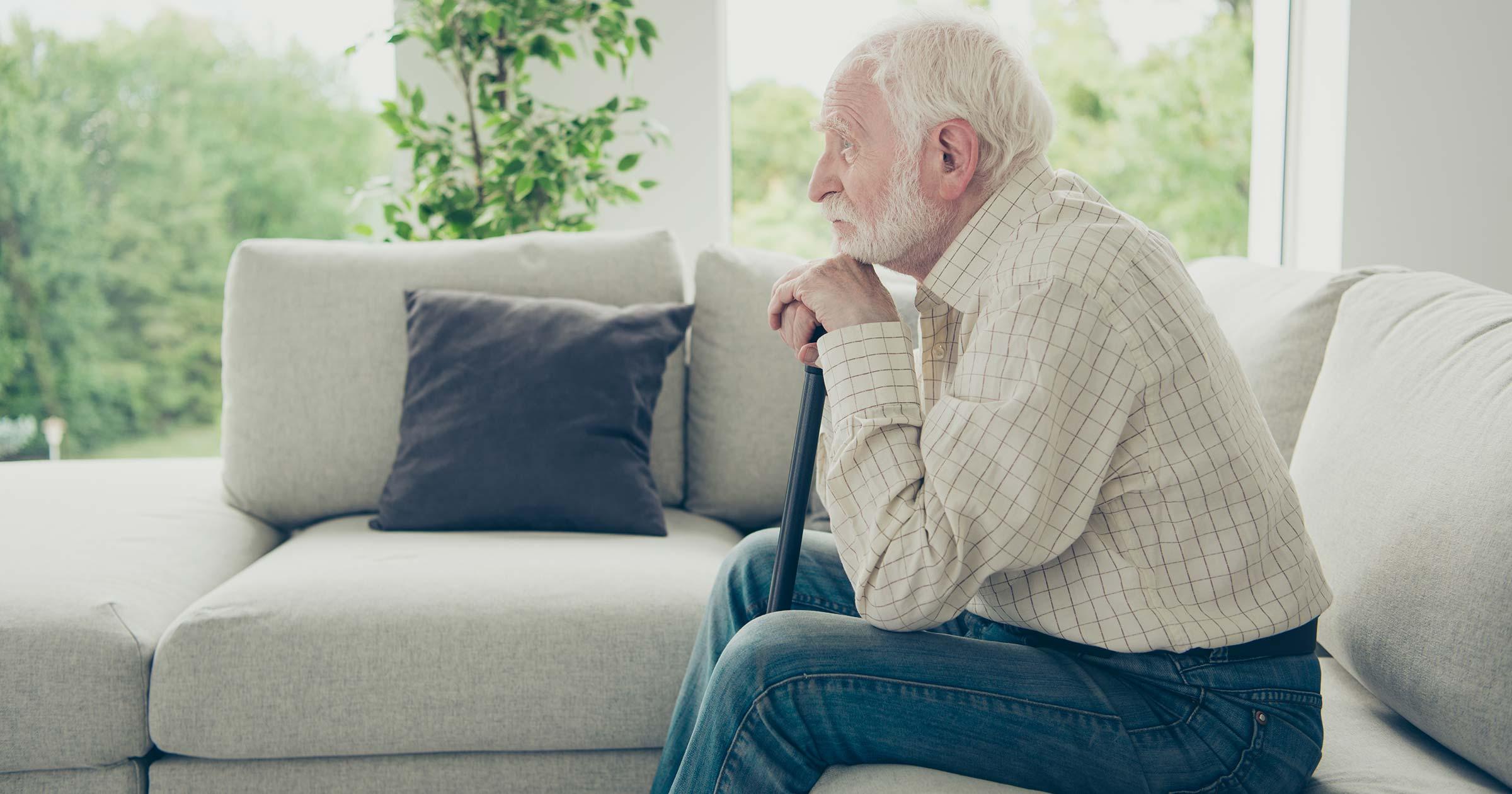 Einsamkeit im Alter. Was kann man tun?