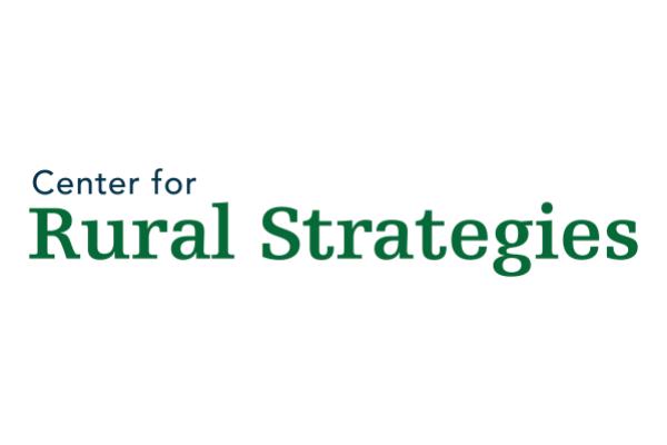 Center for Rural Strategies