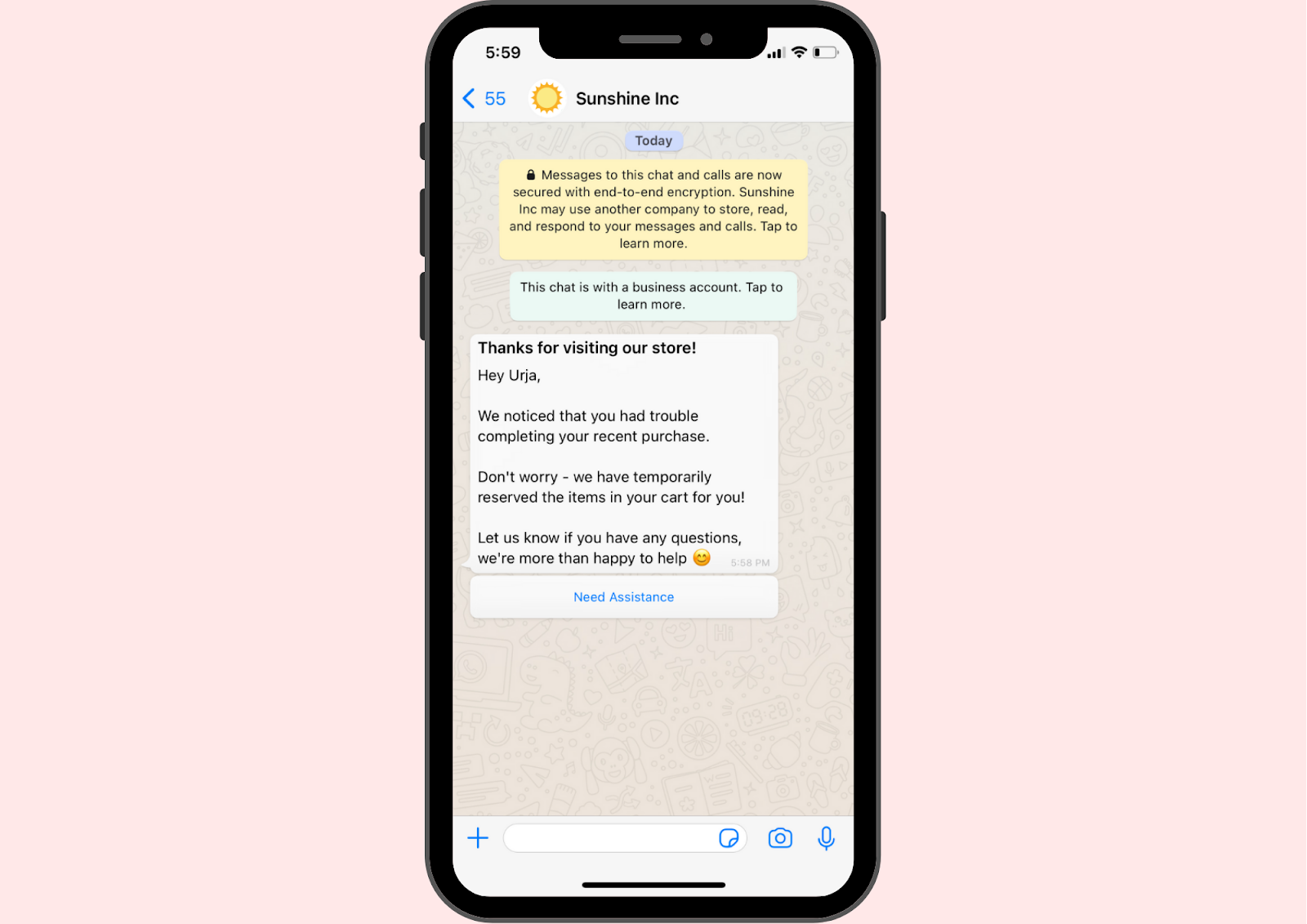 7 Personalized WhatsApp Templates To Keep Your Customers Happy