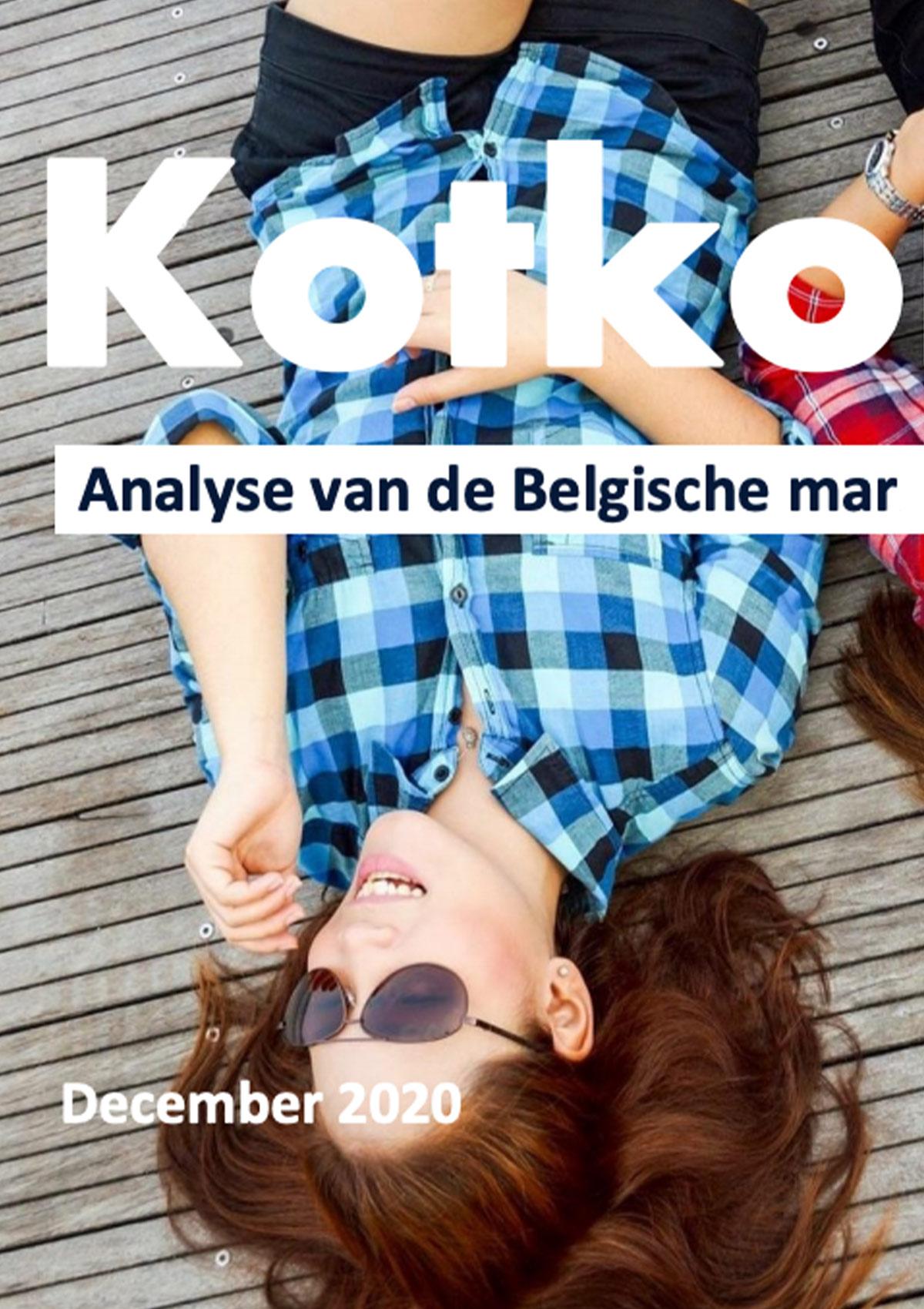 Kotkompas - Belgian Student Housing Market