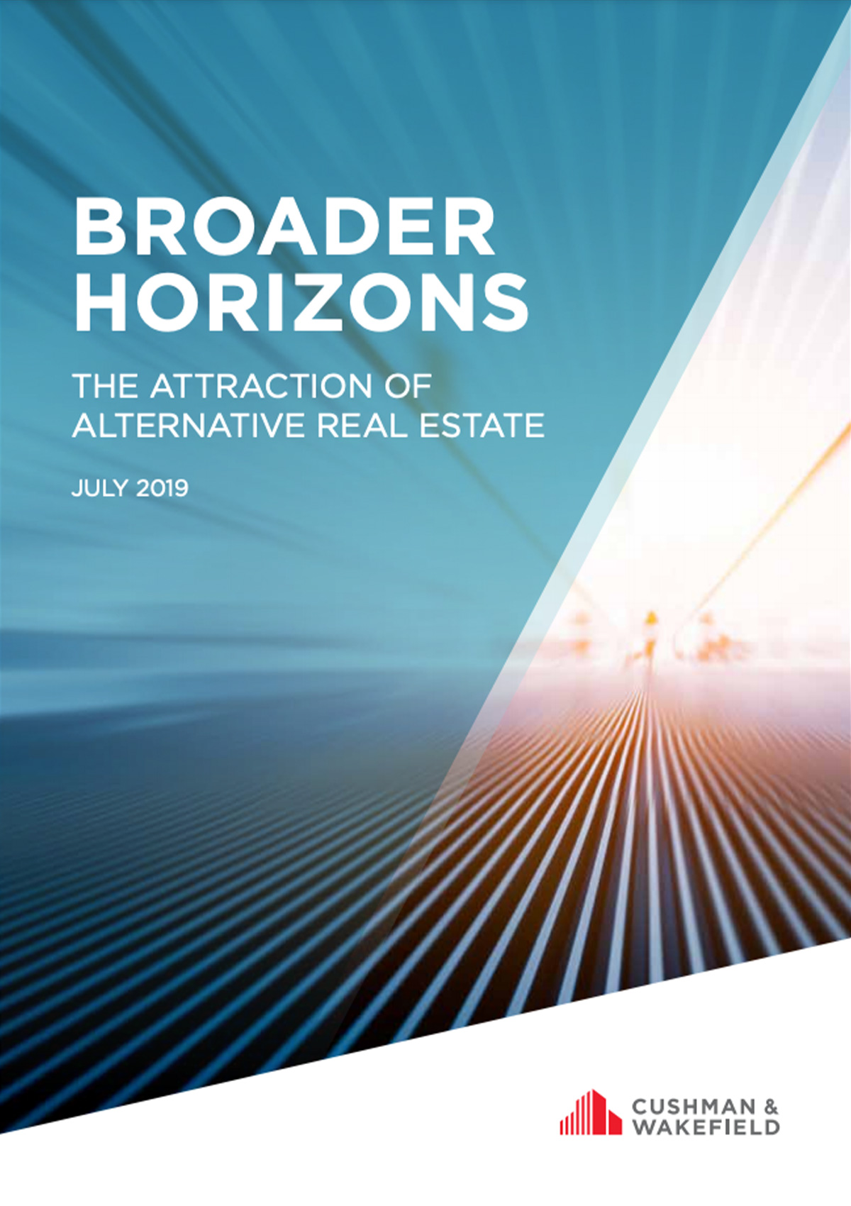 Broader Horizons - The Attraction of Alternative Real Estate