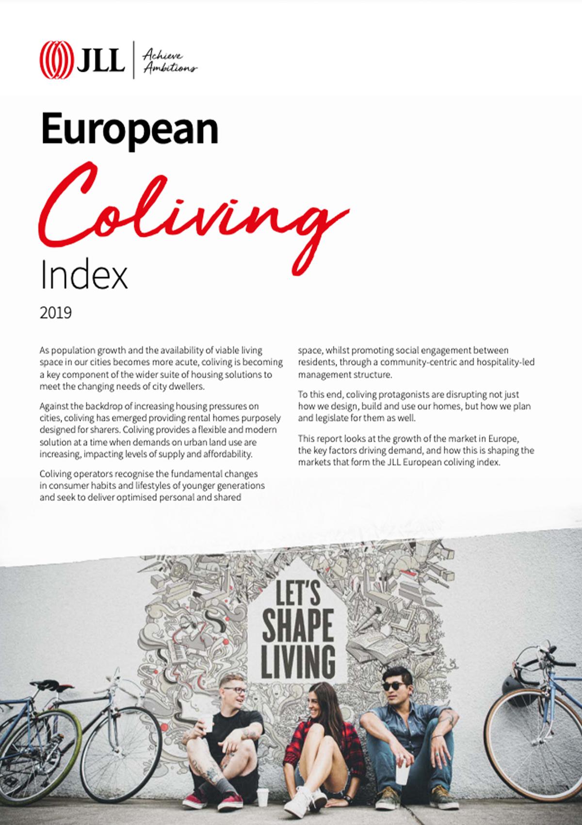 European Coliving Index