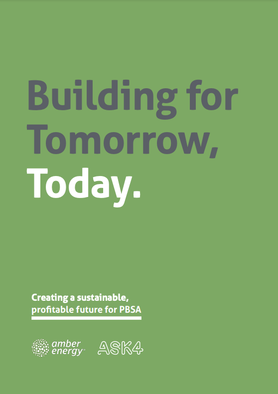 Building for Tomorrow, Today.