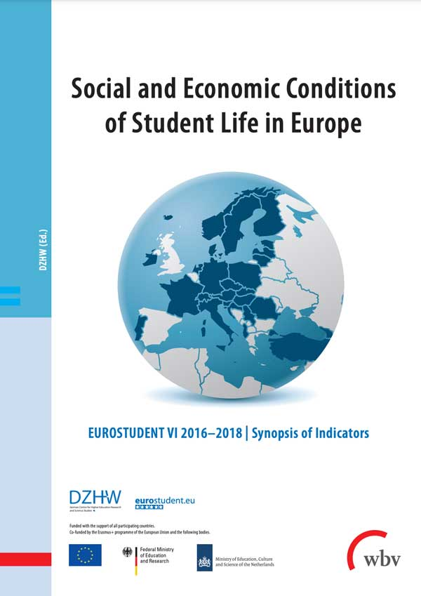 Social & Economic Conditions of Student Life in Europe