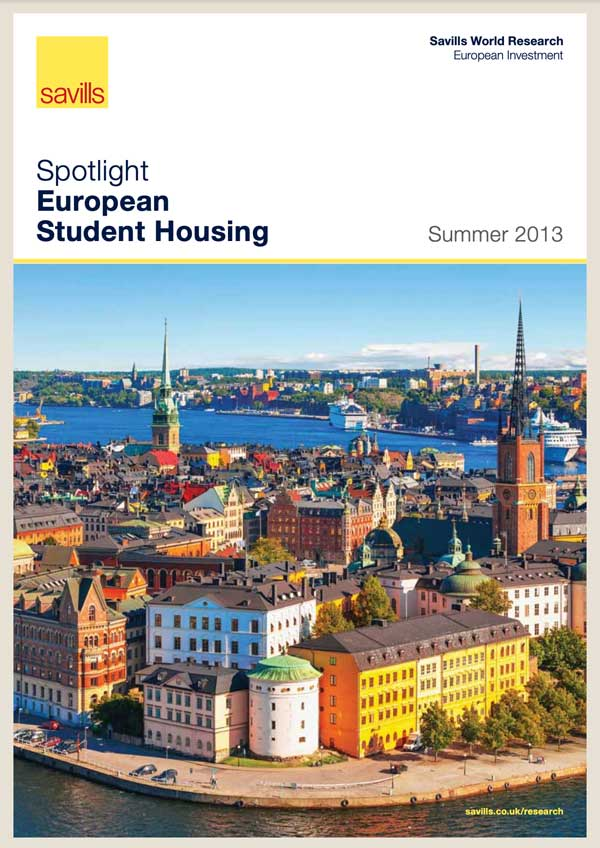 Spotlight: European Student Housing