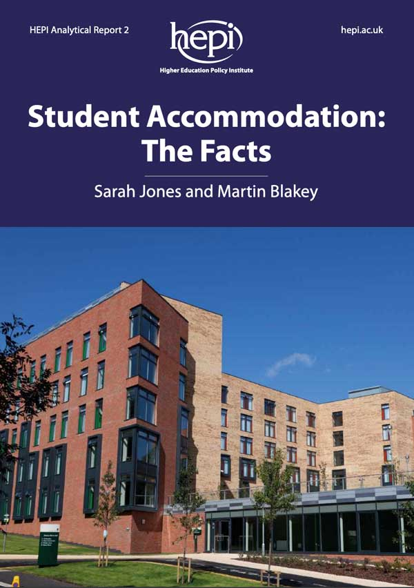 Student Accommodation: The Facts