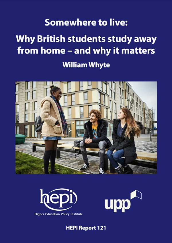 Somewhere to live: Why British students study away from home – and why it matters