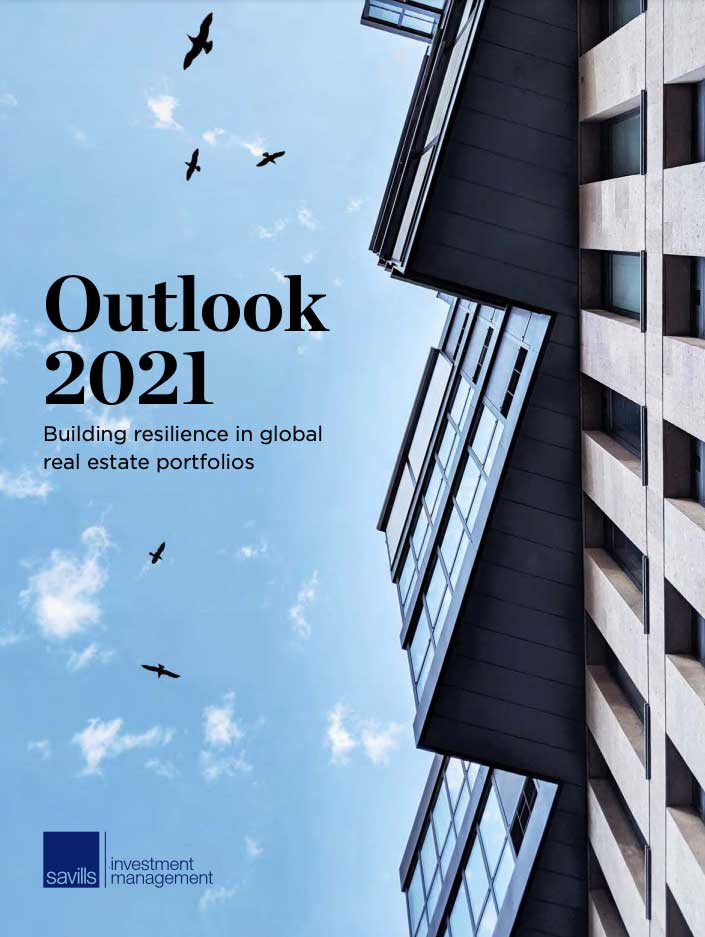 Outlook 20210 - Building resilience in global real estate portfolios