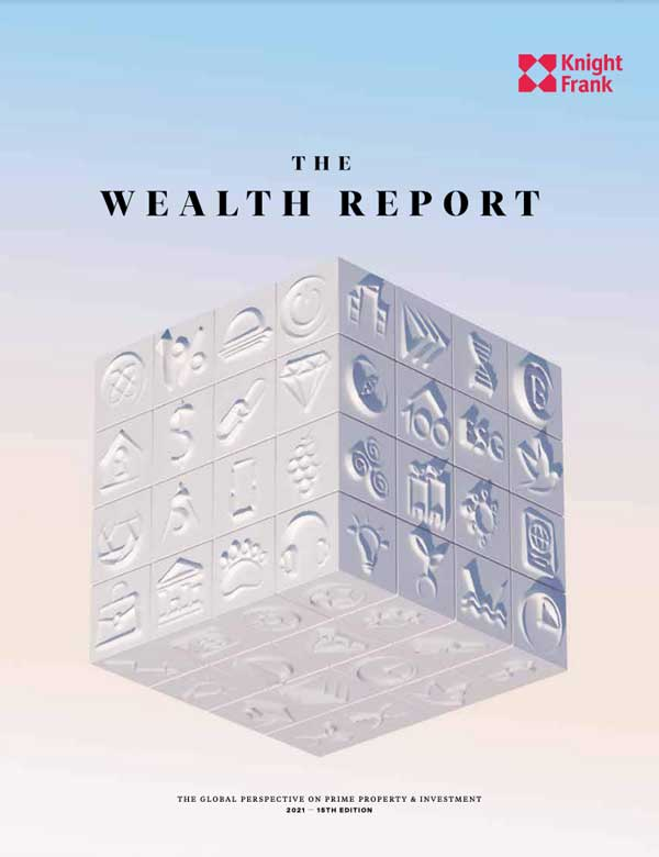 The Wealth Report 2021
