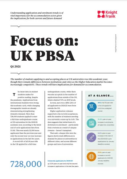 Focus on: UK PBSA