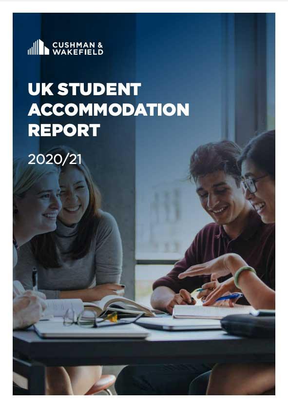 UK Student Accommodation Report 2020/21