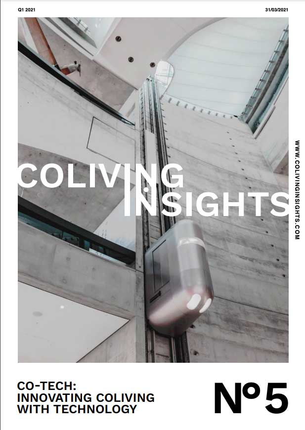 Co-Tech: Innovating Coliving with Technology