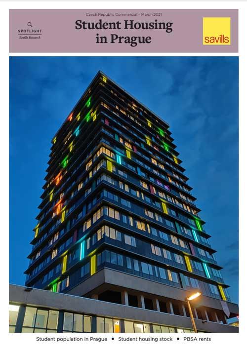 Spotlight | Student Housing in Prague