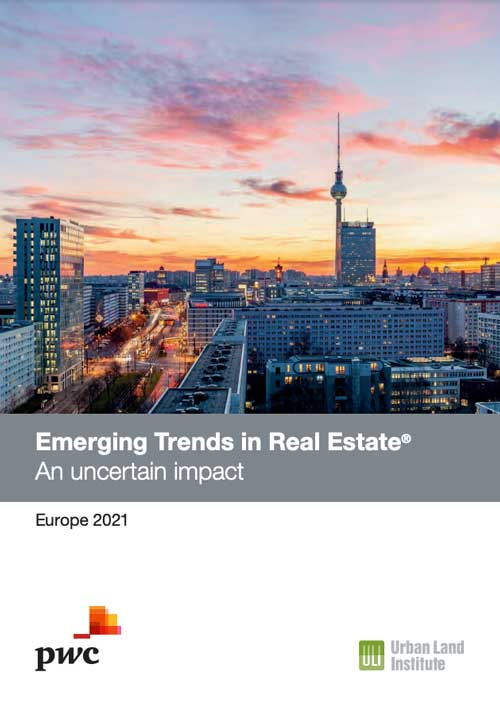 Emerging Trends in Real Estate - an uncertain impact