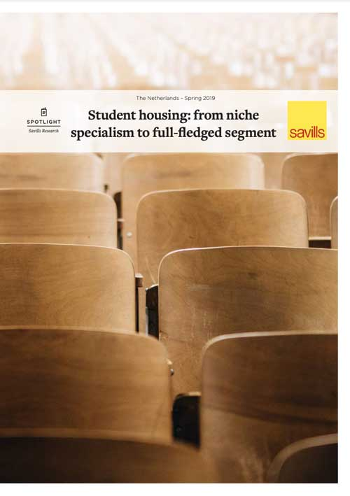 Student housing: from specialism to full-fledge segment