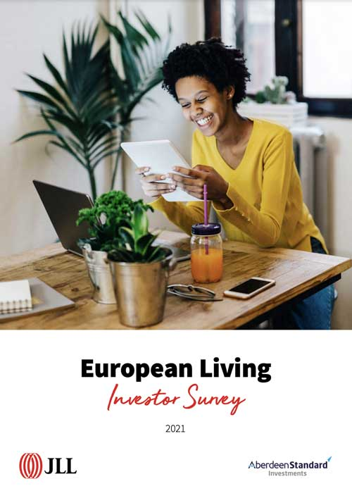European Living - Investor Survey 2021