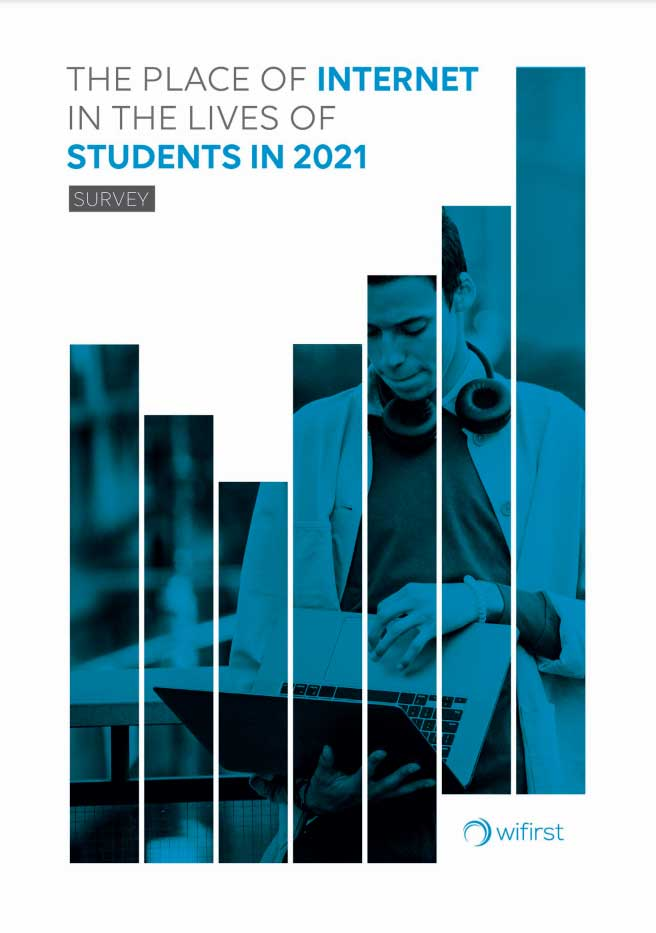 The Place of Internet in the Lives of Students in 2021